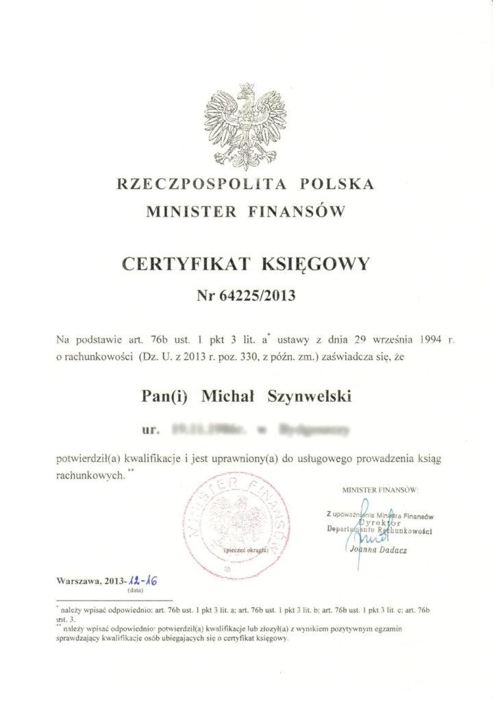 Certyfikaty i uprawnienia smart-you